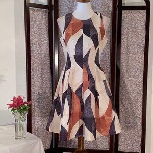 🧡Host pick🧡 H&M sleeveless pleated A-line dress.